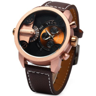 SHIWEIBAO A3130 Male 2 - movt Quartz Watch