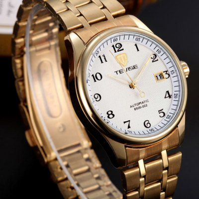 ФОТО Tevise 8500 - 002 Automatic Mechanical Male Watch with Date