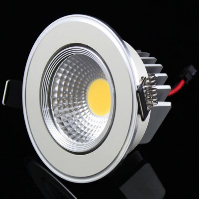Гаджет   KinFire 5W 3000K 400LM LED Light Round COB Wiring Ceiling Downlight 85  -  265V Indoor Lights