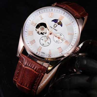 Tevise 0264 Male Automatic Mechanical Watch