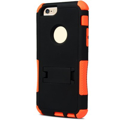 ФОТО Novelty TPU and PC Material Back Cover Case for iPhone 6  -  4.7 inches
