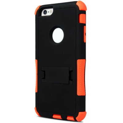 ФОТО Novelty TPU and PC Material Back Cover Case for iPhone 6 Plus  -  5.5 inches