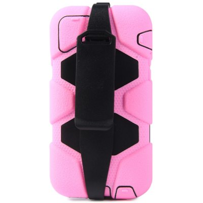 ФОТО Novelty PC and Silicone Material Back Cover Case for iPhone 6  -  4.7 inches