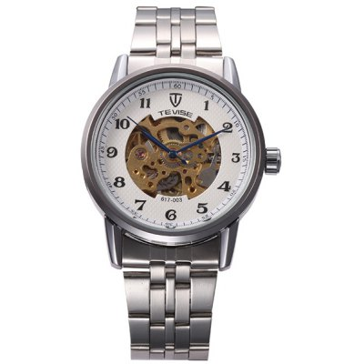 Tevise 617-003 Men Automatic Mechanical Watch