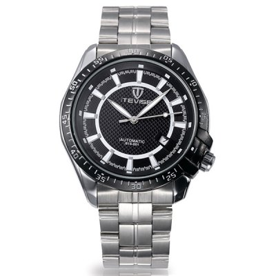 Tevise 615-001 Men Automatic Mechanical Watch