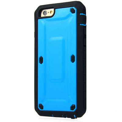 ФОТО Exquisite TPU and PC Material Back Case Cover for iPhone 6  -  4.7 inches