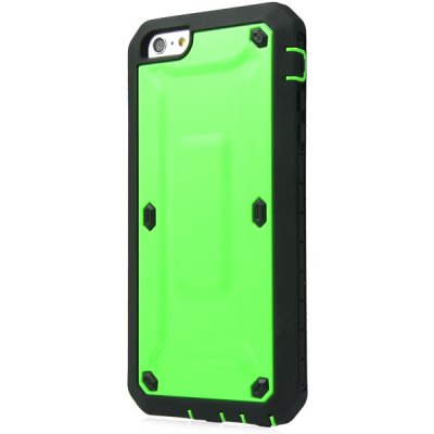 ФОТО Exquisite TPU and PC Material Back Case Cover for iPhone 6 Plus  -  5.5 inches