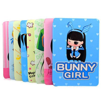 Гаджет   KAKU Xiaoxi and Butterfly Light Pattern PU and PC Material Cover Case for iPad mini 2 iPad Cases/Covers
