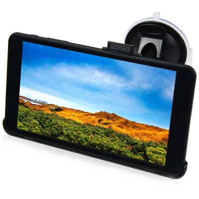 HUNYDON HY-131 7 inch TFT LCD Touch Screen Car GPS Navigator