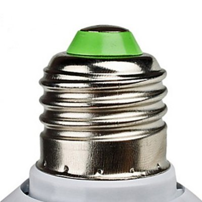Гаджет   YouOKLight 300Lm E27 3 LEDs Automatic Rotating Stage Light Holiday RGB Bulb for Decoration Stage Lighting