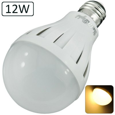 YouOKLight E27 12W 18 SMD 5630 800Lm Warm White Ball Bulb