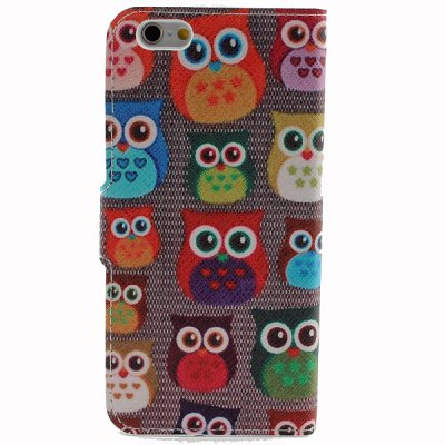 Гаджет   A Pair of Owl Style Protective Case Cover Other Cases/Covers