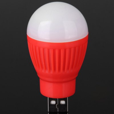Eco - friendly USB Easy Bulb Light Emergency Bulb for Power Bank