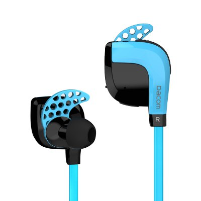 Гаджет   DACOM Lancer Two NFC Bluetooth V4.0 Hands Free Sports Earphone Dual Earplugs with Mic for Tablet PC Smartphones