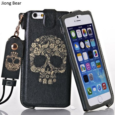 Jiong Bear Fashionable Phone Cover for iPhone 6 Plus