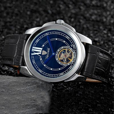 Tevise 999 Automatic Mechanical Male Tourbillon Watch