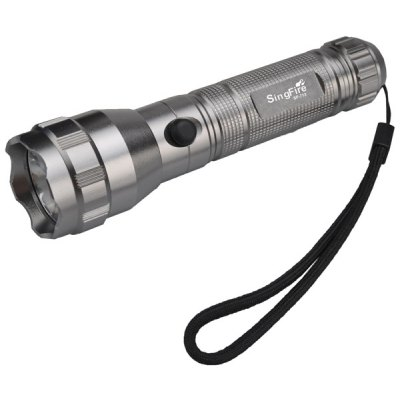 SingFire SF-713 Cree XPE R2 180Lm 3 Modes Rechargeable Torch