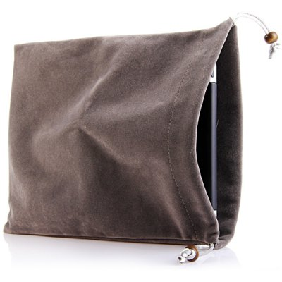 Гаджет   Durable Soft 8 inch Cotton Flannel Phone Bag Storage Pouch Other Cases/Covers