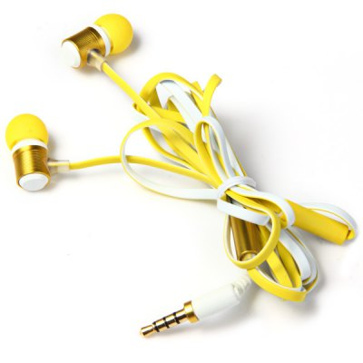 XIKDUN CK820 1.2M 20Hz  -  20KHz In - Ear EarphoneEarbud Headphones<br>XIKDUN CK820 1.2M 20Hz  -  20KHz In - Ear Earphone<br><br>Model  : CK820<br>Color : Yellow, Green, Blue, Red, Pink<br>Wearing type : In-Ear<br>Headset type: Dynamic<br>Connectivity : Wired<br>Connecting interface : 3.5mm<br>Application : Mobile Phone, Portable Media Player, DJ, Computer<br>Cable length : 1.2m<br>Impedance : 18ohms<br>Sensitivity : 102dB<br>Product weight  : 0.015 kg<br>Package weight  : 0.080 kg<br>Package size (L x W x H) : 16 x 10 x 4.5 cm<br>Package contents: 1 x Earphone, 4 x Earbud Sleeve
