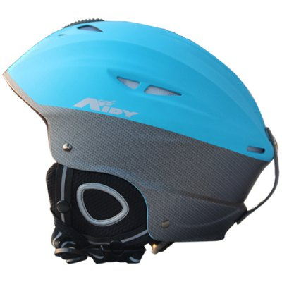 Aidy BJL - 205 Cool Skiing Helmet Cycling Track Bike Hat with Adjustable Buckle от GearBest.com INT
