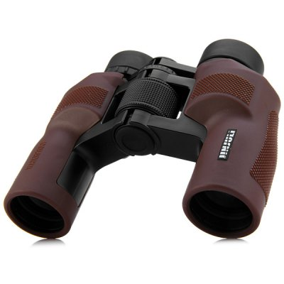 Fog Resistant 8.5 x 32 Porro Prism Binoculars with Strap Hunting Hiking Outdoor Activities Supplies ( 126m / 1000m )