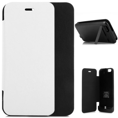 1 Piece of 4.7 inch 2800mAh External Battery Case Charger Backup Power Bank CoverPower Banks<br>1 Piece of 4.7 inch 2800mAh External Battery Case Charger Backup Power Bank Cover<br><br>Type: Potable Moblie Powers<br>Compatibility : iPhone 6<br>Material   : ABS<br>Cell type : Li-ion Battery<br>Capacity (mAh): 2800mAh<br>Special Functions: Battery Cases For iPhone<br>Connection Type: 8 pin<br>Input  : 5V 0.5A<br>Output   : 5V 0.8A<br>Talk time: Up to 6 hours<br>Internet use: Up to 10.6 hours<br>Audio playback: Up to 36 hours<br>Video playback: Up to 10.6 hours<br>Charging Time (h)  : 4.8 hours<br>Available Color  : Black, White<br>Product weight: 0.095 kg<br>Package weight: 0.140 kg<br>Product size (L x W x H): 15 x 7 x 1.5 cm / 5.9 x 2.8 x 0.6 inches<br>Package size (L x W x H): 16 x 10 x 2.5 cm<br>Package Contents: 1 x Battery Case, 1 x USB Cable, 1 x User Manual