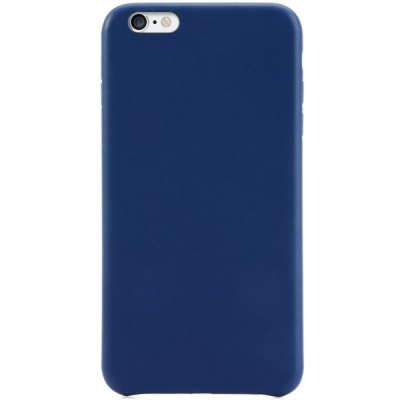 ФОТО Stylish PU Material Back Case Cover for iPhone 6 Plus  -  5.5 inches