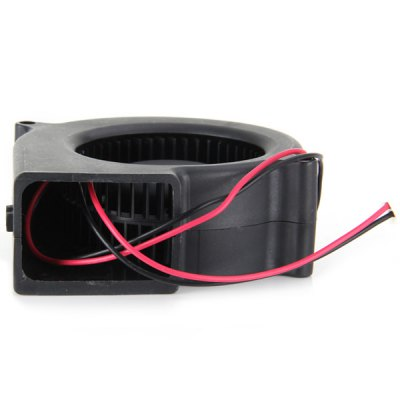 Гаджет   7530SM12S High Performance PA66 Plastic Cooling Fan ( DC 12V 0.18A ) for DIY Project Other Accessories