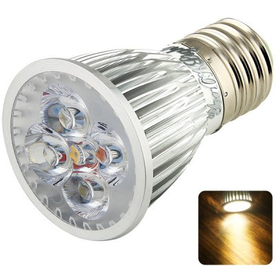 YouOKLight E27 5W 250Lm 5 LEDs Warm White Spot Bulb