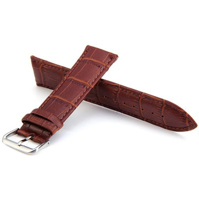 2.4cm Italy Genuine Leather Wristband Strap Watch BandWatch Accessories<br>2.4cm Italy Genuine Leather Wristband Strap Watch Band<br><br>Type: Normal watch band<br>Features: Genuine Leather<br>Material: Genuine leather<br>Color: Black, Brown<br>Product weight: 0.013 kg<br>Package weight: 0.023 kg<br>Product size (L x W x H) : 21.8 x 2.2 cm / 8.6 x 0.9 inches<br>Package size (L x W x H): 15.5 x 7 x 1 cm<br>Package Contents: 1 x Watch Band