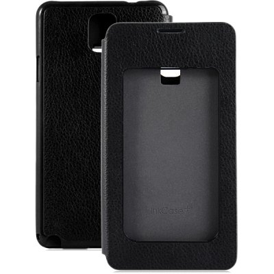 OAXIS PC and PU Cover Case for Samsung Galaxy Note 3 N9000 and Inkcase