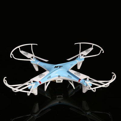 ФОТО HT F801 Cool LED 2.4GHz RC Quadcopter 4CH 6 Axis Gyro Eversion Flying Headless Mode UFO