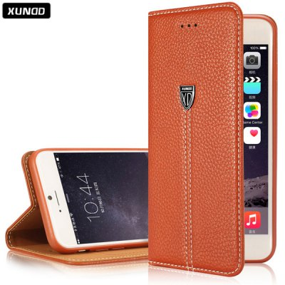 Гаджет   Xundd Classic 4.7 inch PU Phone Cover Protector Back Case Skin with Stand Card Holder Function for iPhone 6 iPhone Cases/Covers