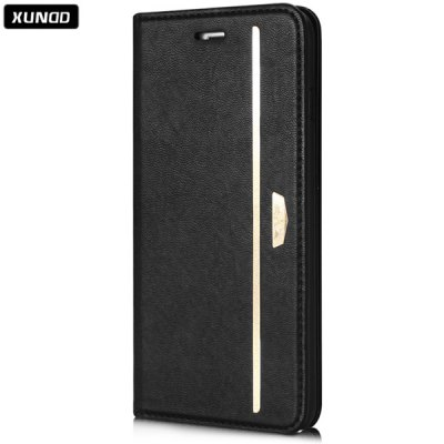 Фотография Xundd Classic 4.7 inch TPU Phone Cover Protector Back Case Skin with Stand Card Holder Function for iPhone 6