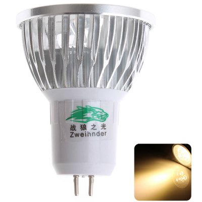 LED Spot Bulb 2.5W DC12V MR16 Warm White