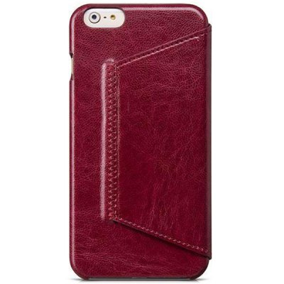 Hoco 5.5 inch PU Phone Cover Protector Full Body Case Skin with Stand Function for iPhone 6 PlusiPhone Cases/Covers<br>Hoco 5.5 inch PU Phone Cover Protector Full Body Case Skin with Stand Function for iPhone 6 Plus<br><br>Brand: Hoco<br>For: Mobile phone<br>Compatible for Apple: iPhone 6 Plus<br>Features: Full Body Cases, Cases with Stand<br>Material: PU Leather<br>Style: Special Design<br>Color: Wine red, Black, Pink, Brown<br>Product weight : 45 g<br>Package weight : 0.090 kg<br>Product size (L x W x H): 16.3 x 8.4 x 1.5 cm / 6.4 x 3.3 x 0.6 inches<br>Package size (L x W x H) : 19 x 10 x 2.5 cm<br>Package contents: 1 x Case