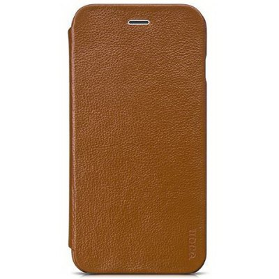 Гаджет   Hoco 5.5 inch Cowhide Phone Cover Protector Lichee Texture Full Body Case Skin with Card Holder Stand Function for iPhone 6 Plus iPhone Cases/Covers