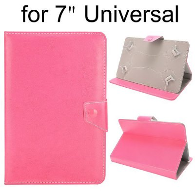 PU Leather Stand Case for 7 inch Tablet PC