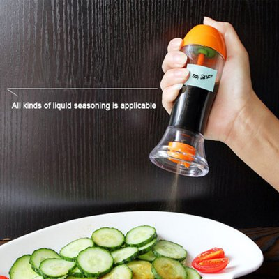 Spaying Type Soy Sauce Oil Vinegar Bottle