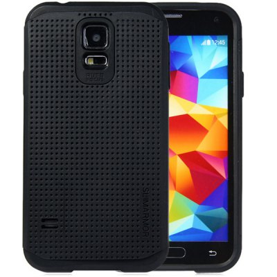 ФОТО Practical TPU and PC Material Back Case Cover for Samsung Galaxy S5 i9600 SM - G900