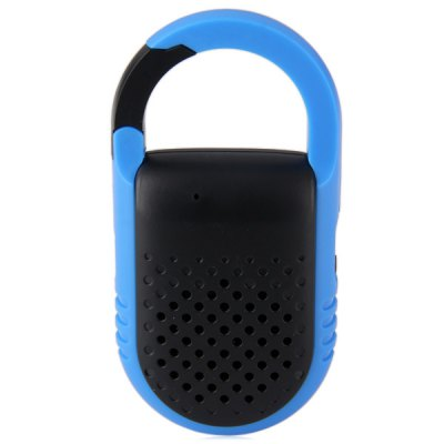 BT106 Wireless Bluetooth 3.0 Handsfree Phone Speaker Support AUX External Audio Input