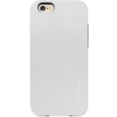 Фотография Practical Card Holder TPU and PC Material Back Case Cover for iPhone 6 Plus  -  5.5 inches