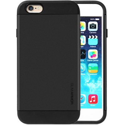 ФОТО Practical TPU and PC Material Back Case Cover for iPhone 6 Plus  -  5.5 inches