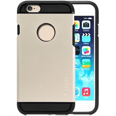 PC and TPU Back Cover Case for iPhone 6 - 4.7 inches