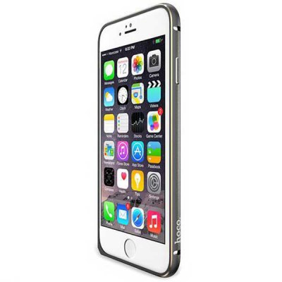 Фотография Hoco 4.7 inch Aviation Aluminum Phone Cover Protector Back Case Skin for iPhone 6