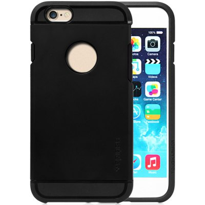 Гаджет   Practical TPU and PC Material Back Case Cover for iPhone 6 Plus  -  5.5 inches