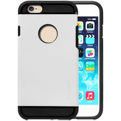 Practical TPU and PC Material Back Case Cover for iPhone 6 Plus  -  5.5 inches