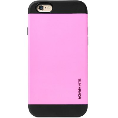 ФОТО Practical TPU and PC Material Back Case Cover for iPhone 6  -  4.7 inches