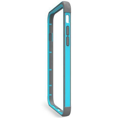 Фотография Hoco Phone Bumper TPU + PC Protective Frame Case with Stand Function for 4.7 inch iPhone 6