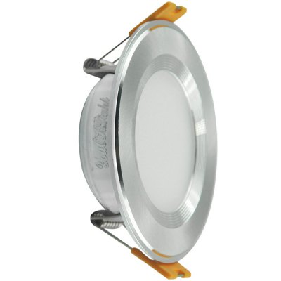 YouOKLight 5W 500LM SMD 2835 LEDs 6000K 100  -  240V Frosted LED Ceiling Downlight